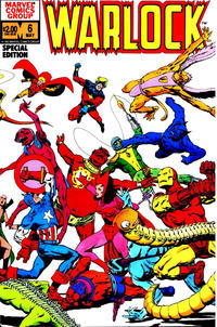 Cover Thumbnail for Warlock (Marvel, 1982 series) #6