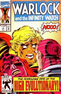 Cover Thumbnail for Warlock and the Infinity Watch (Marvel, 1992 series) #3