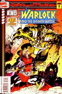 Cover Thumbnail for Warlock and the Infinity Watch (Marvel, 1992 series) #24