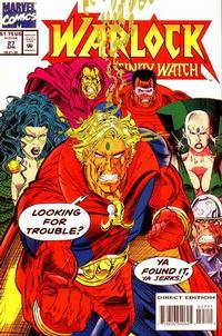 Cover Thumbnail for Warlock and the Infinity Watch (Marvel, 1992 series) #27