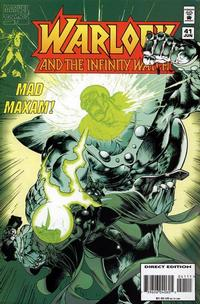 Cover Thumbnail for Warlock and the Infinity Watch (Marvel, 1992 series) #41