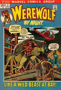 Cover Thumbnail for Werewolf by Night (Marvel, 1972 series) #2