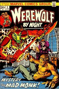Cover Thumbnail for Werewolf by Night (Marvel, 1972 series) #3