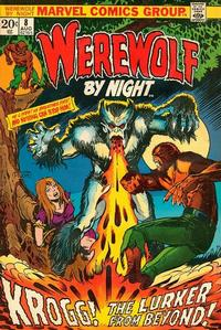 Cover Thumbnail for Werewolf by Night (Marvel, 1972 series) #8