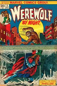 Cover Thumbnail for Werewolf by Night (Marvel, 1972 series) #9