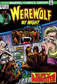 Cover Thumbnail for Werewolf by Night (Marvel, 1972 series) #12