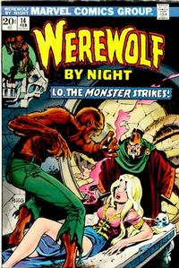 Cover Thumbnail for Werewolf by Night (Marvel, 1972 series) #14
