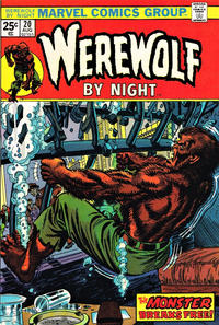 Cover Thumbnail for Werewolf by Night (Marvel, 1972 series) #20