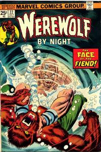 Cover Thumbnail for Werewolf by Night (Marvel, 1972 series) #22