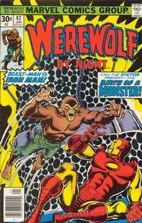 Cover Thumbnail for Werewolf by Night (Marvel, 1972 series) #42