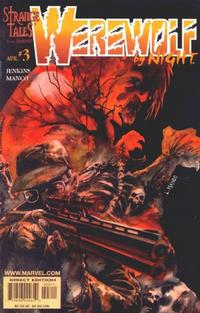 Cover Thumbnail for Werewolf by Night (Marvel, 1998 series) #3