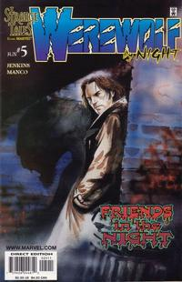 Cover Thumbnail for Werewolf by Night (Marvel, 1998 series) #5