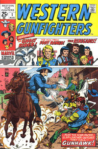 Cover Thumbnail for Western Gunfighters (Marvel, 1970 series) #1