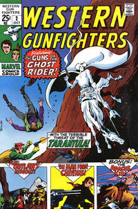 Cover Thumbnail for Western Gunfighters (Marvel, 1970 series) #2