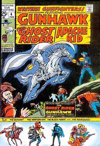 Cover Thumbnail for Western Gunfighters (Marvel, 1970 series) #4