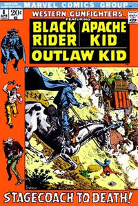 Cover Thumbnail for Western Gunfighters (Marvel, 1970 series) #8
