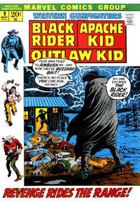 Cover Thumbnail for Western Gunfighters (Marvel, 1970 series) #9