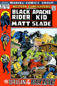 Cover Thumbnail for Western Gunfighters (Marvel, 1970 series) #10