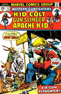 Cover Thumbnail for Western Gunfighters (Marvel, 1970 series) #27