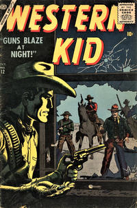 Cover Thumbnail for Western Kid (Marvel, 1954 series) #12