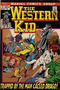 Cover Thumbnail for The Western Kid (Marvel, 1971 series) #5
