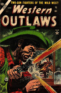 Cover Thumbnail for Western Outlaws (Marvel, 1954 series) #3