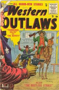 Cover Thumbnail for Western Outlaws (Marvel, 1954 series) #10