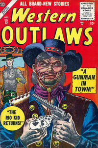 Cover Thumbnail for Western Outlaws (Marvel, 1954 series) #12