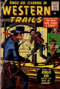 Cover Thumbnail for Western Trails (Marvel, 1957 series) #2