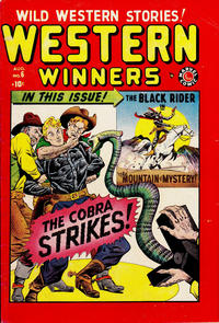Cover Thumbnail for Western Winners (Marvel, 1949 series) #6