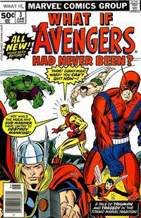Cover Thumbnail for What If? (Marvel, 1977 series) #3
