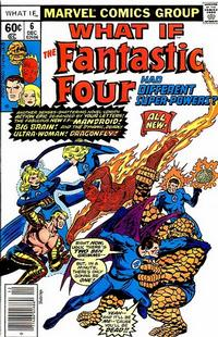 Cover Thumbnail for What If? (Marvel, 1977 series) #6