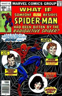 Cover Thumbnail for What If? (Marvel, 1977 series) #7