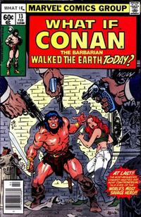 Cover Thumbnail for What If? (Marvel, 1977 series) #13