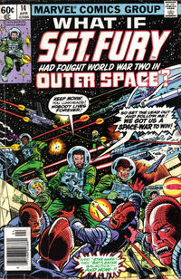 Cover for What If? (Marvel, 1977 series) #14
