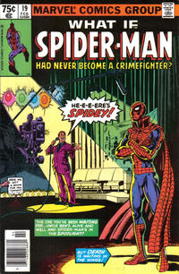 Cover Thumbnail for What If? (Marvel, 1977 series) #19 [Newsstand Edition]