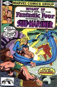 Cover Thumbnail for What If? (Marvel, 1977 series) #21 [Direct]
