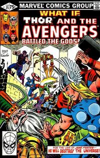 Cover Thumbnail for What If? (Marvel, 1977 series) #25 [Direct]