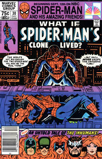Cover Thumbnail for What If? (Marvel, 1977 series) #30