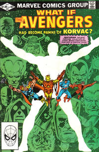 Cover Thumbnail for What If? (Marvel, 1977 series) #32 [Direct Edition]