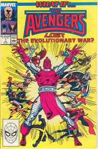 Cover Thumbnail for What If...? (Marvel, 1989 series) #1