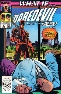 Cover Thumbnail for What If...? (Marvel, 1989 series) #2