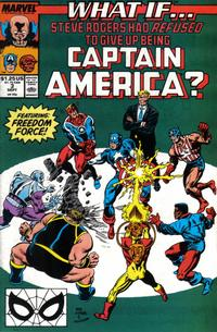 Cover Thumbnail for What If...? (Marvel, 1989 series) #3
