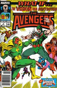 Cover Thumbnail for What If...? (Marvel, 1989 series) #5 [Newsstand]