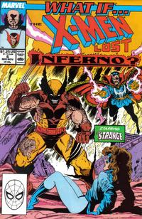 Cover for What If...? (Marvel, 1989 series) #6