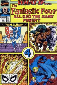 Cover Thumbnail for What If...? (Marvel, 1989 series) #11