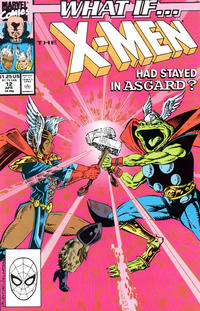 Cover Thumbnail for What If...? (Marvel, 1989 series) #12