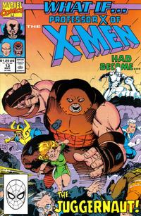 Cover Thumbnail for What If...? (Marvel, 1989 series) #13