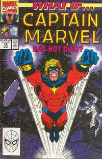Cover Thumbnail for What If...? (Marvel, 1989 series) #14