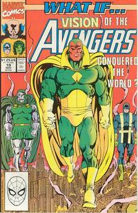 Cover Thumbnail for What If...? (Marvel, 1989 series) #19